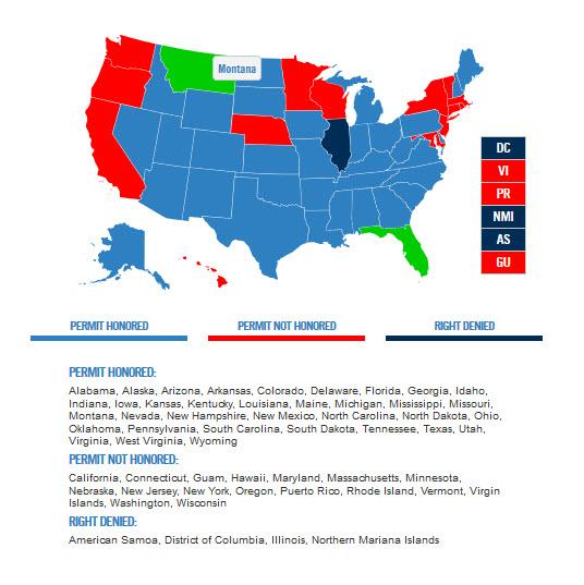 Yaw-Yan Martial Arts, USA HQ○ Gun Laws Reciprocity - FL • Yaw-Yan ...